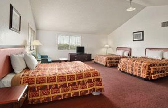 Suite DAYS INN DOWNTOWN-RIVERWALK AR