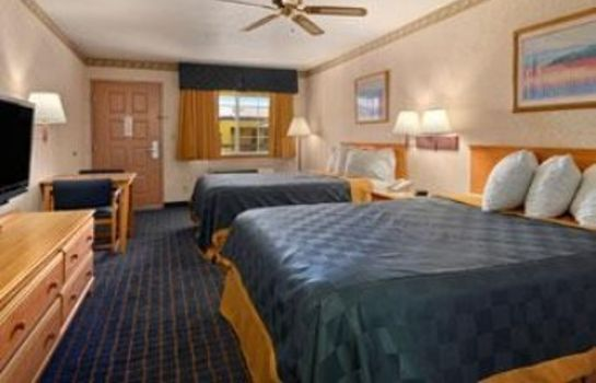 Zimmer DAYS INN EL PASO WEST