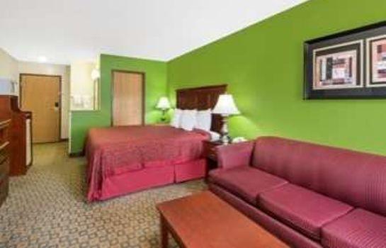 Zimmer DAYS INN & SUITES WICHITA
