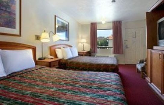 Kamers DAYS INN CASTAIC SIX FLAGS