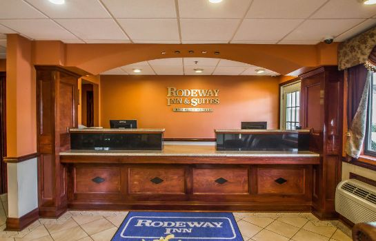 Empfang Rodeway Inn & Suites
