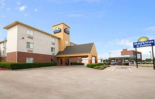 Außenansicht DAYS INN SUITES DALLAS