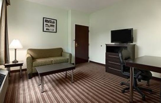 Suite DAYS INN SUITES DALLAS