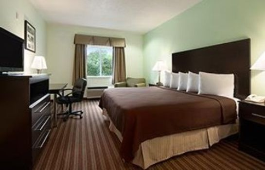 Kamers DAYS INN SUITES DALLAS