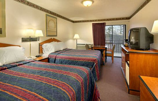 Kamers Econo Lodge Inn & Suites Hot Springs