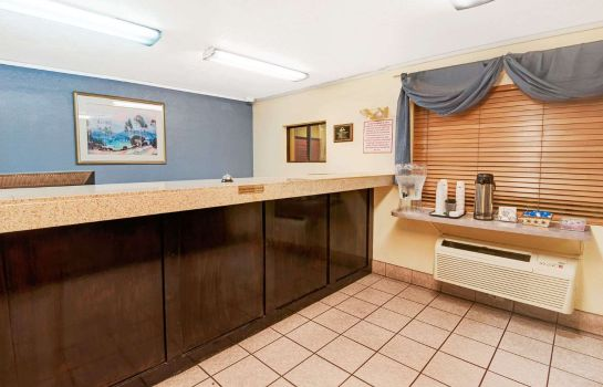Hol hotelowy Days Inn by Wyndham El Paso Airport East