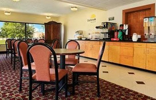Sala colazione Days Inn New Orleans/LaPlace