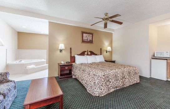 chambre standard Days Inn New Orleans/LaPlace