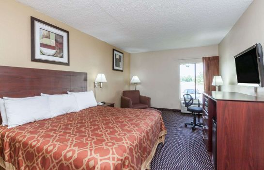 Chambre Days Inn by Wyndham LaPlace- New Orleans Days Inn by Wyndham LaPlace- New Orleans