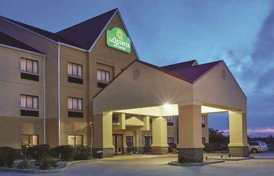 Vista exterior La Quinta Inn and Suites South Bend