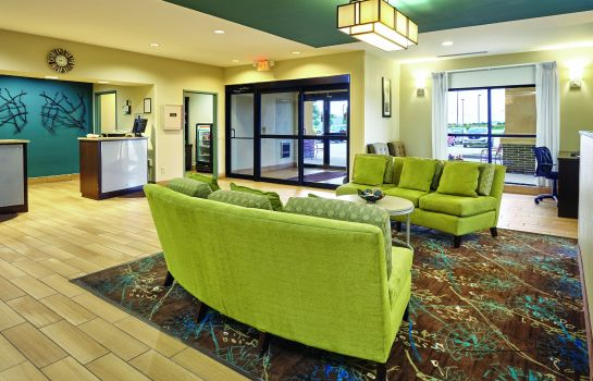 Vestíbulo del hotel La Quinta Inn and Suites South Bend