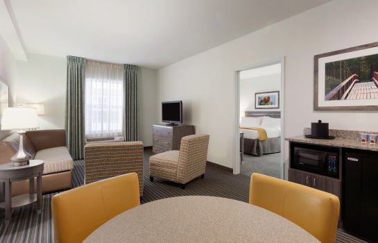 Suite Holiday Inn Express WILLIAMSBURG NORTH