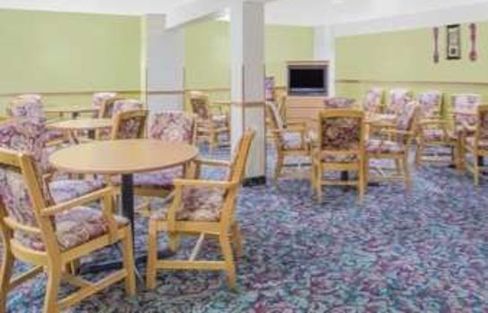 Restaurant DAYS INN CUSTER
