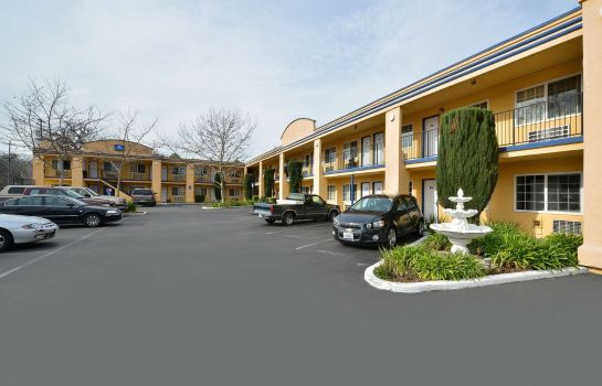 Buitenaanzicht Americas Best Value Inn Chico