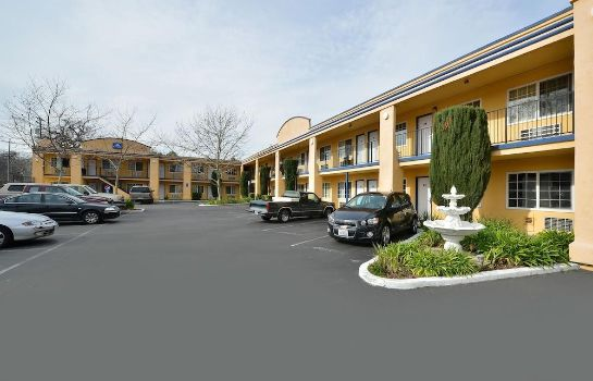 Info Americas Best Value Inn Chico