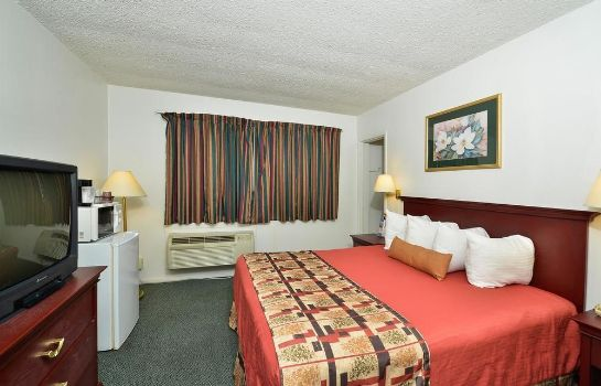 chambre standard Americas Best Value Inn Chico