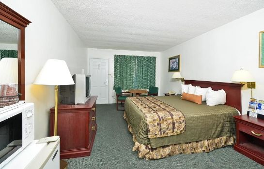 Standaardkamer Americas Best Value Inn Chico