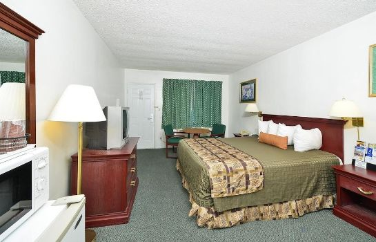 Camera standard Americas Best Value Inn Chico