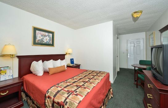 Chambre Americas Best Value Inn Chico