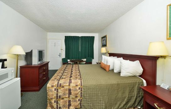 Kamers Americas Best Value Inn Chico