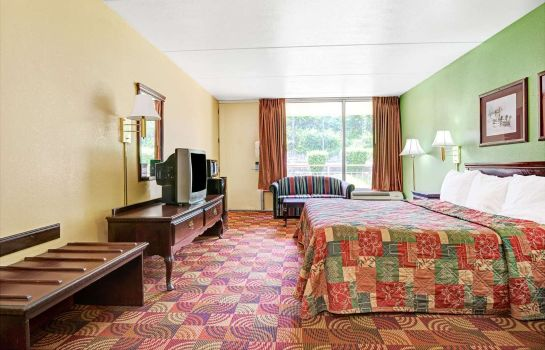 Chambre TRAVELODGE BY WYNDHAM NASHVILLE