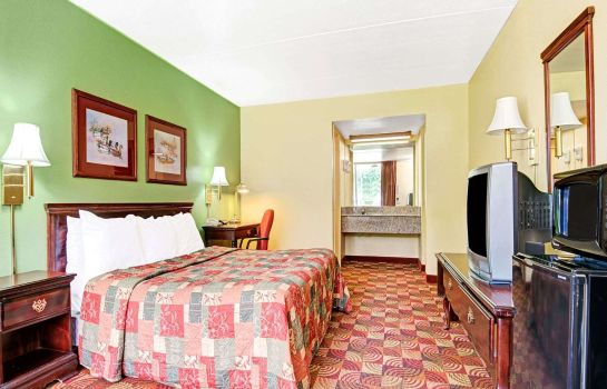 Chambre DAYS INN NASHVILLE