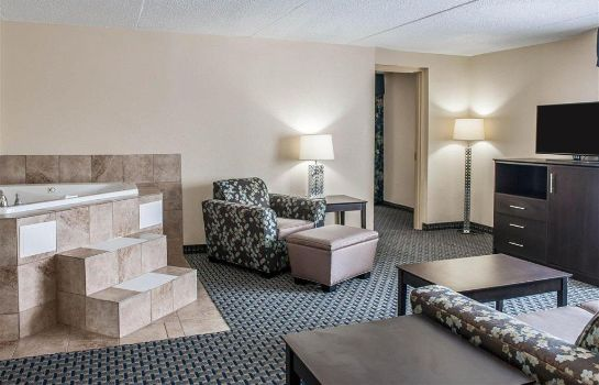 Suite Quality Inn Terre Haute University Area