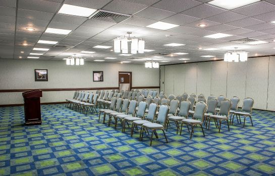 Sala congressi Quality Inn Terre Haute University Area