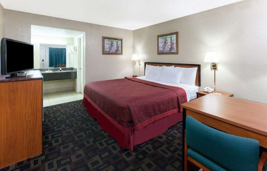 Zimmer DAYS INN OKLAHOMA CITY WEST