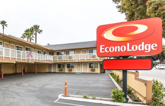 Vista esterna Econo Lodge Morro Bay