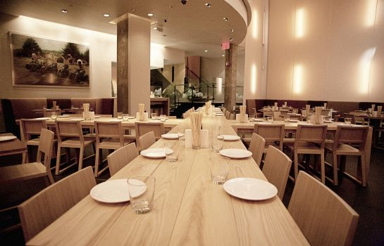 Restaurante Chambers Hotel Midtown Luxury