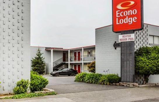 Außenansicht Econo Lodge Eureka by Humboldt Bay