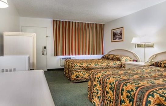 Zimmer Econo Lodge Eureka by Humboldt Bay