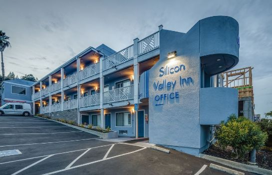 Exterior view Silicon Valley Inn