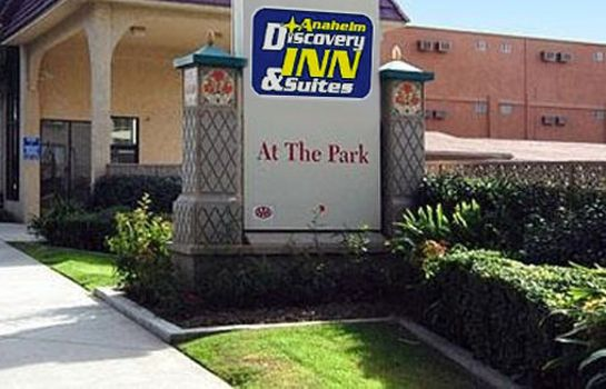 Außenansicht ANAHEIM DISCOVERY INN AND SUITES