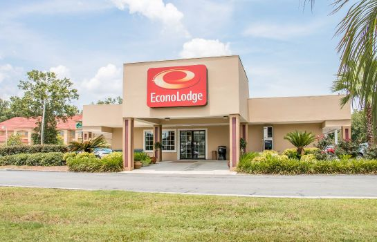 Buitenaanzicht Econo Lodge Pooler - Savannah I-95