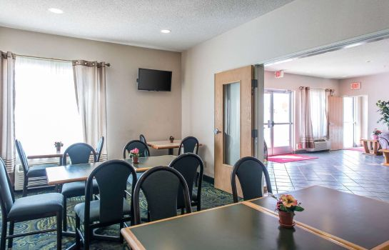 Restaurant Econo Lodge Airport