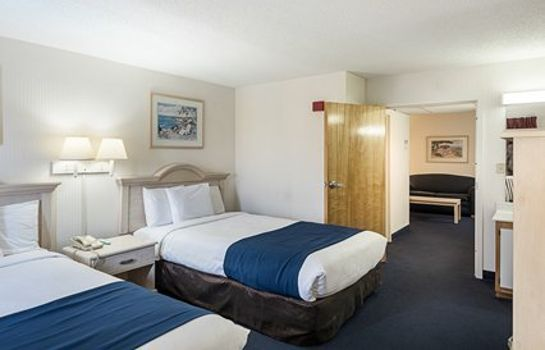 Suite Econo Lodge Inn & Suites Resort - Rehoboth Beach