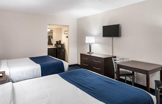 Chambre Econo Lodge Inn & Suites Resort - Rehoboth Beach