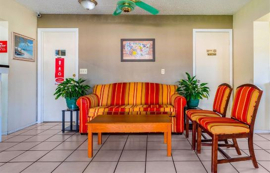 Hotelhalle Econo Lodge Crystal River
