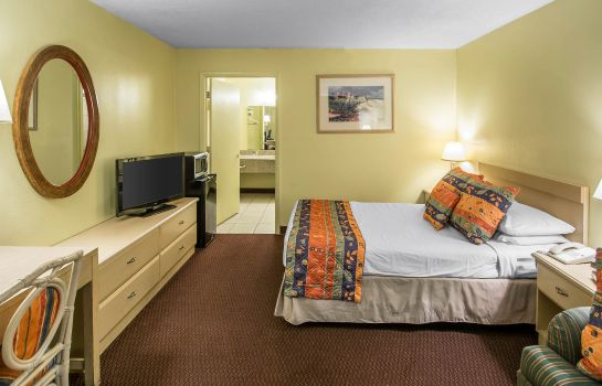Room Econo Lodge  Inn & Suites Maingate Central