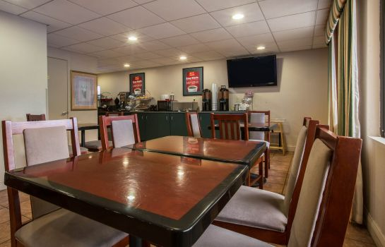 Restaurant Econo Lodge Inn & Suites at Ft. Benning