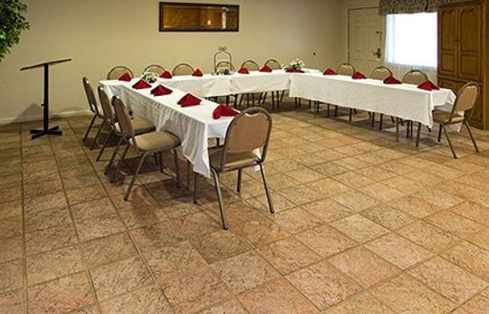 Conference room Econo Lodge Inn & Suites at Fort Benning