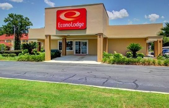 Außenansicht Econo Lodge Pooler - Savannah I-95