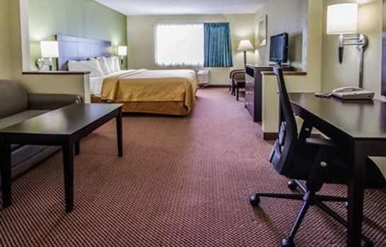 Suite Quality Inn East