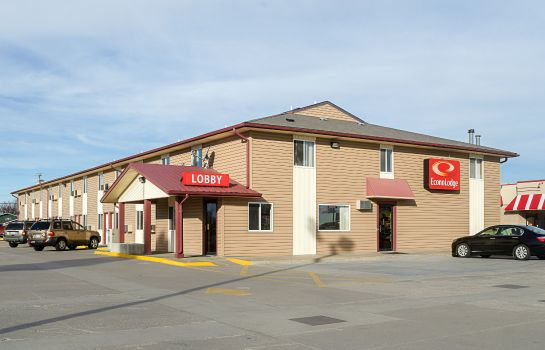Exterior view Econo Lodge Hays