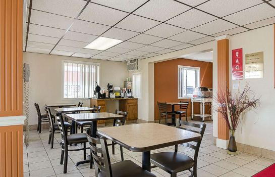 Restaurant Econo Lodge Hays