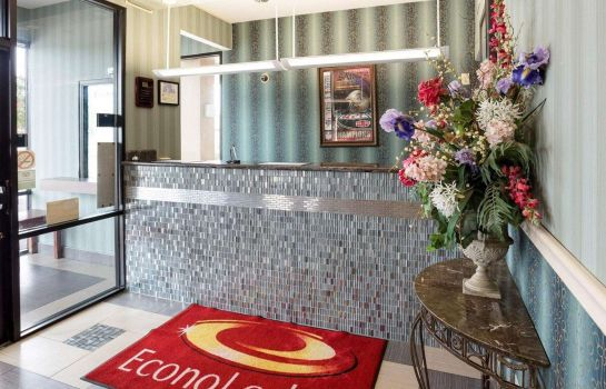 Hotelhalle Econo Lodge New Orleans