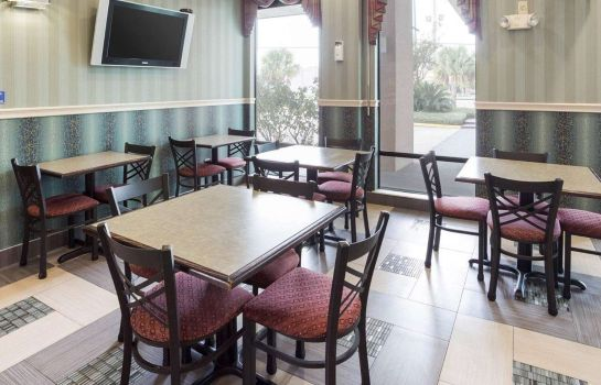 Restaurant Econo Lodge New Orleans