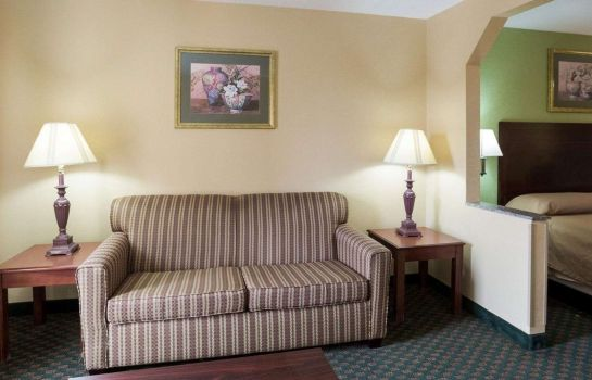 Suite Econo Lodge New Orleans
